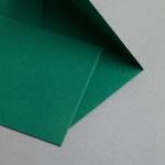 Enveloppes de couleur DIN B6 Vert mousse