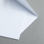 Briefumschläge DIN B6 Weiß