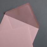 Briefumschläge DIN B6 Blush - Rosa 125x176 mm
