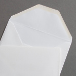 Enveloppes à la main colorées Chantilly 120 x 180 mm
