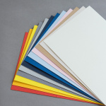 Colorplan Cartes 169 x 120 mm double haut