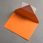 Colorplan Hüllen DIN B6 Orange