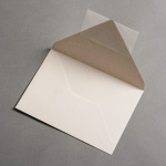 Colorplan envelopes DIN B6 Sand
