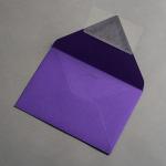 Colorplan Hüllen DIN B6 Violett