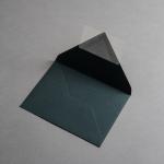 Colorplan Buste DIN B6 Verde scuro