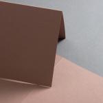 Crush Karten Almond DIN B6 hochdoppelt