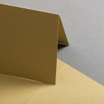 Crush Karten Olive DIN B6 hochdoppelt