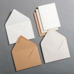Colorplan set enveloppes et cartes