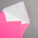 Ultra Neon Hüllen DIN C6 - Neon Pink