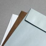 Enveloppes Sirio Pearl 170 x 170 mm