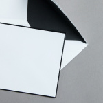 Buste C6 lettera di condoglianze