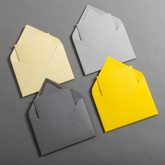 Colorplan Papeterie Set Karten & Hüllen