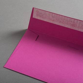 Colorplan Hüllen DIN lang Pink