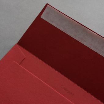 Colorplan Hüllen DIN C5 Rot