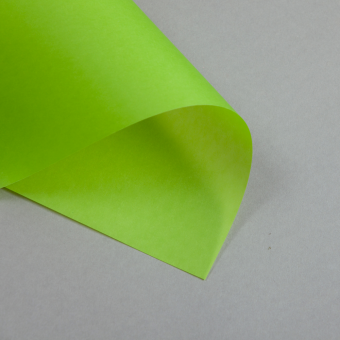 Transparent Farbig A4 100 g/m² | Hellgrün