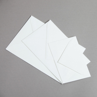 Van Gelder Oud Hollands envelopes, no watermark