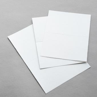 Van Gelder Oud Hollands cards half-fold