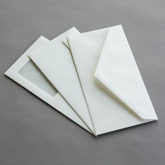Zanders Classic Enveloppes DIN long bande adhésive