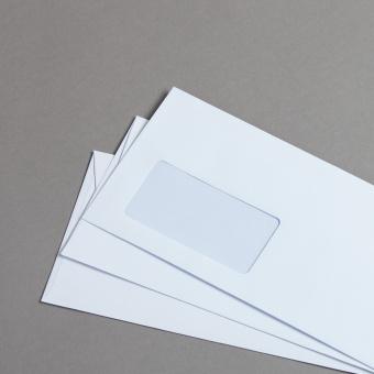 MAYSPIES Premium enveloppes DIN long bande gommée