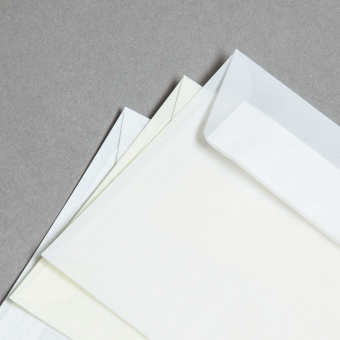 Enveloppes transparentes Lucida