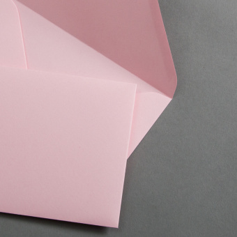 Briefumschläge DIN B6 Rosa
