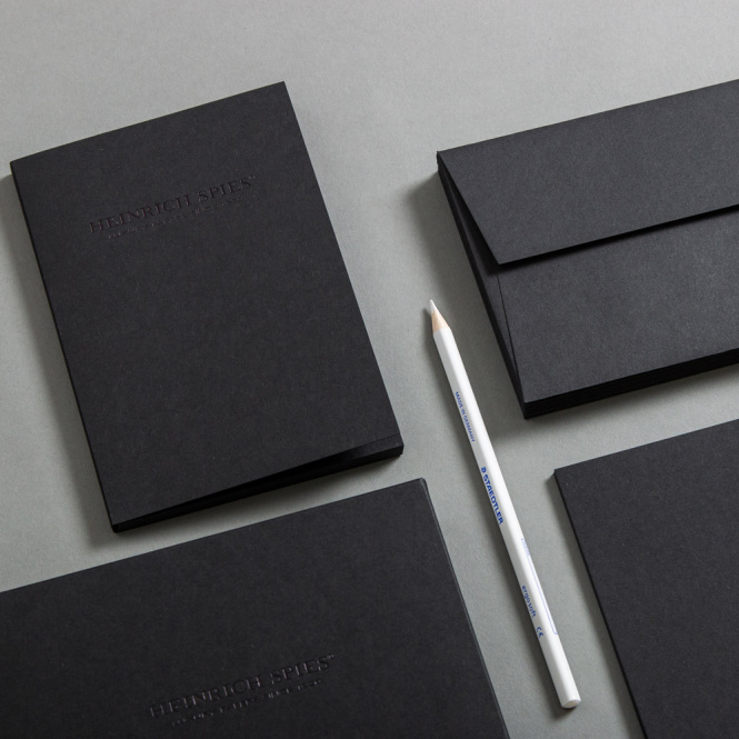 "HS Luxury Papers ""Black Box"""