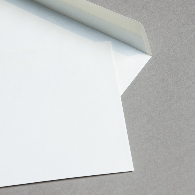 Hatari Hüllen DIN C5 | Hochweiß | ohne Fenster