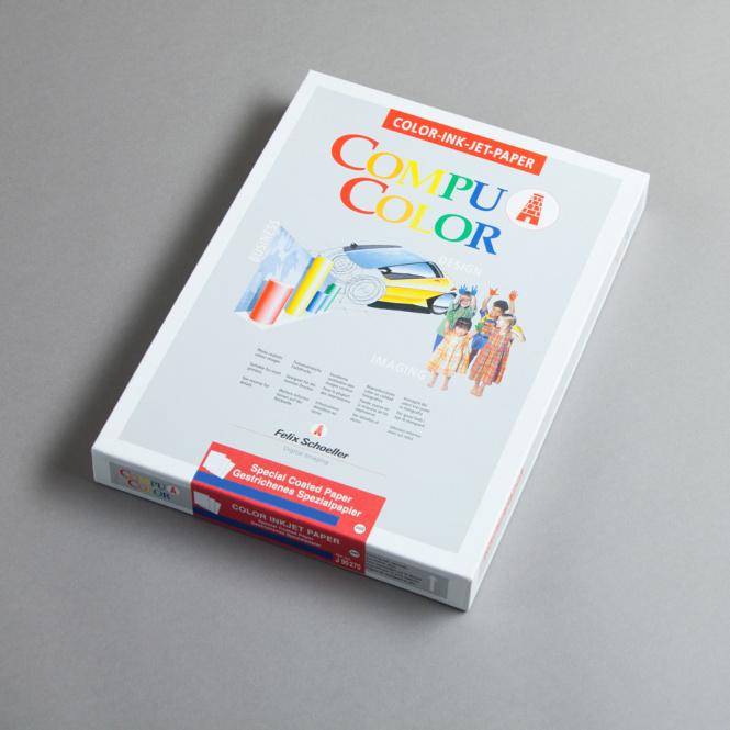 CompuColor einseitig matt 120 g