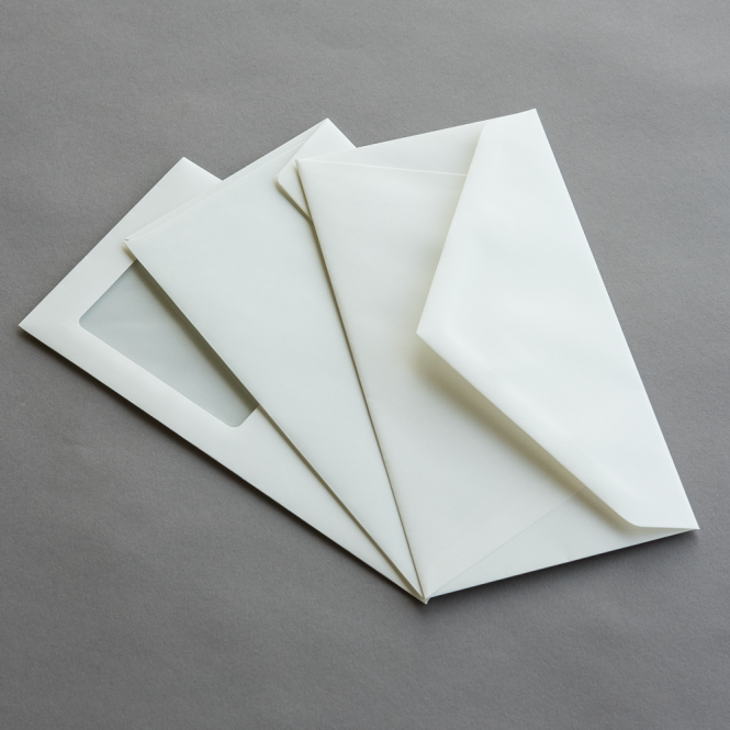 Zanders Classic envelopes DIN lang