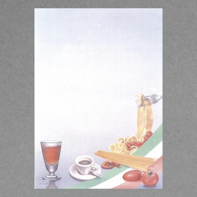 Italienische Küche A4
