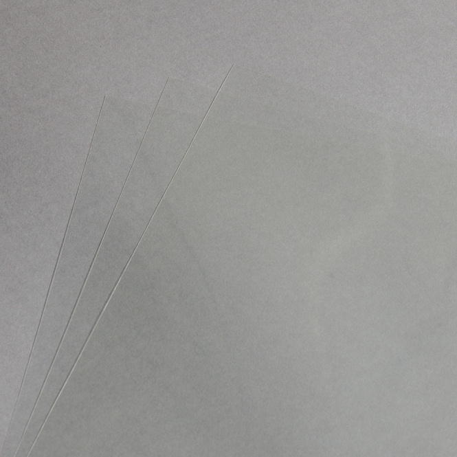 Klar transparente Folien für Laserdrucker
