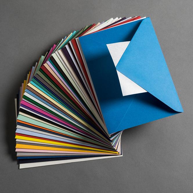 Colorplan Buste DIN B6