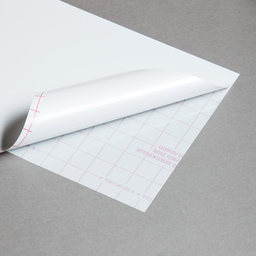 laserdruckerfolie wei matt selbstklebend papier direkt. Black Bedroom Furniture Sets. Home Design Ideas