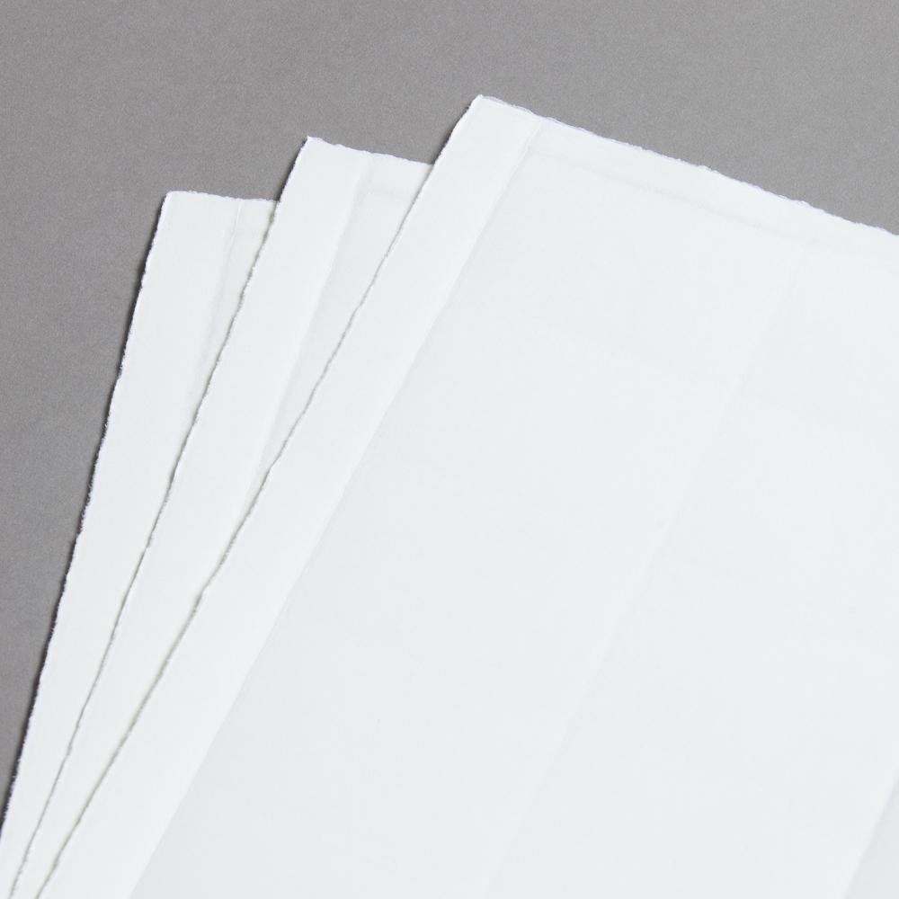 Papier Direkt Shop | Handmade paper business cards 54 x 85 mm ...