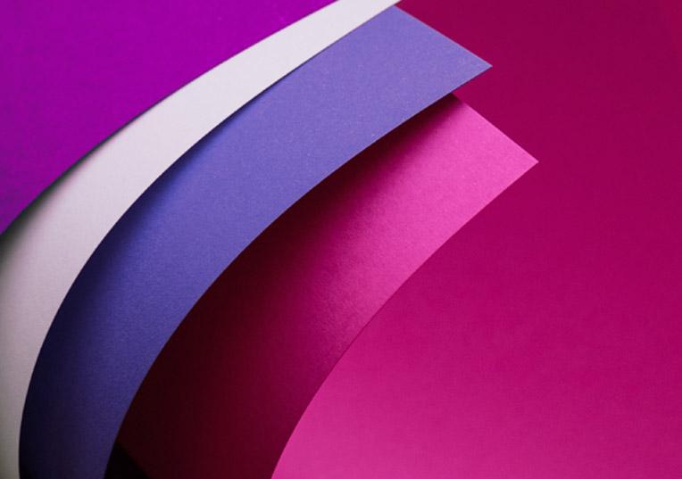 rosa-pink-violettfarbene-papiere
