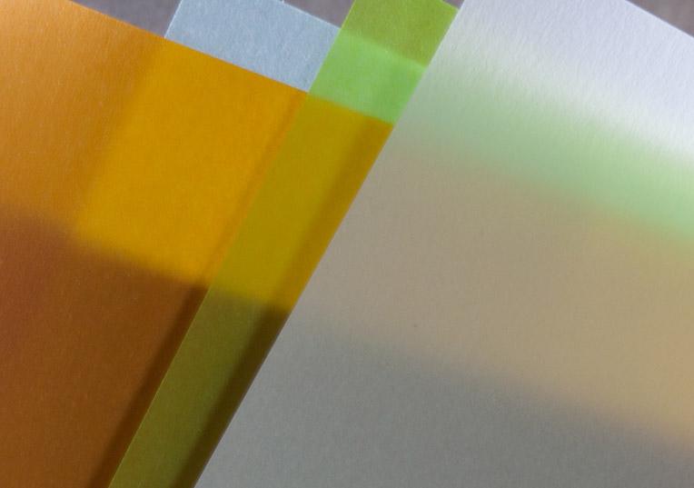 transparente-papiere